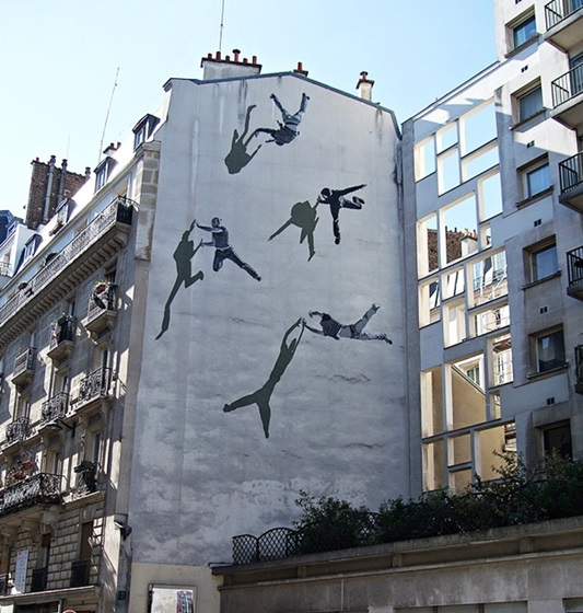 Strok Street Art Paris 13