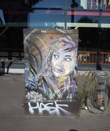 C215 Street Art Paris 13