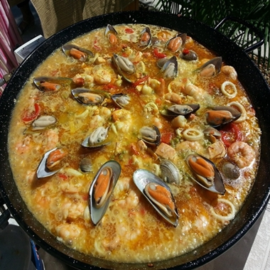 Paella Featured New