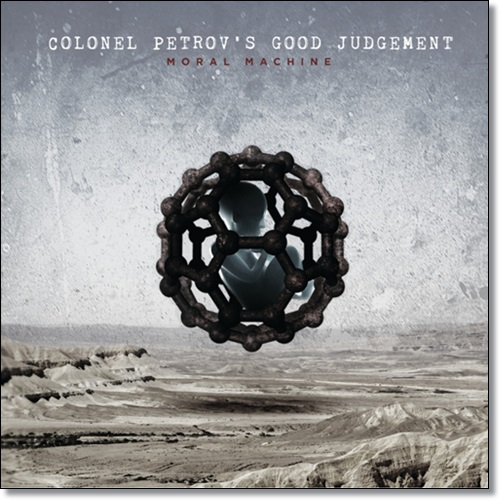 Colonel Petrov's Good Judgement - Moral Machine Album Cover