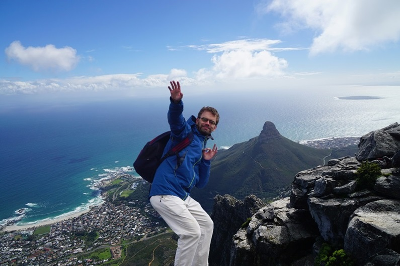 Table Mountain Cape Town Bjorn Klein • Cape Town Travel Guide