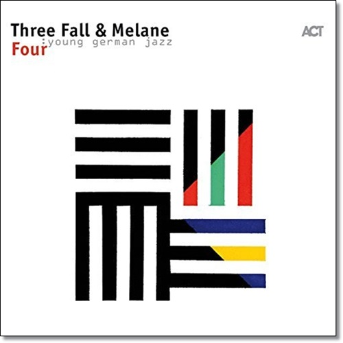 Four Album Cover • Three Fall & Melane